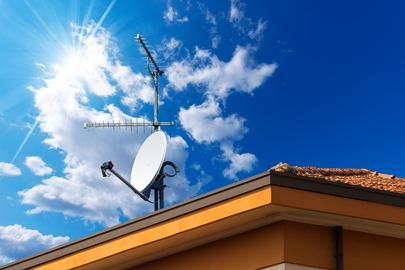 δορυφορικο πιατο-δορυφορικη τηλεοραση-εγκατασταση